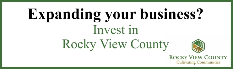 Invest in Rocky View County - Commercial