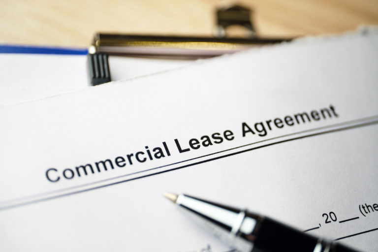 Negotiating a commercial lease agreement. Tips on how to avoid the pitfalls of commercial leasing.