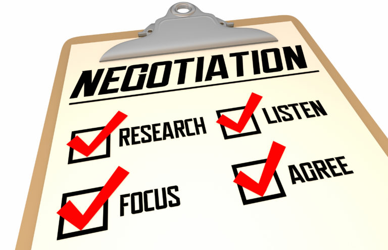 Learn how to negotiate buying a small business and drafting a solid business offer.